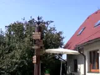 Bella Cottage - Chalupa Bella: Garden and parking palce