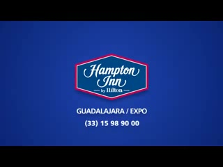 Hampton Inn by Hilton Guadalajara/Expo: Hampton Inn Guadalajara Expo