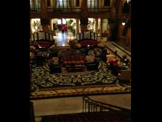 The Jefferson Hotel : The Grand Staircase