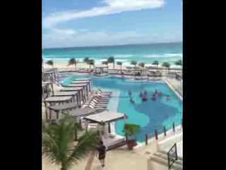 Hyatt Zilara Cancun: View from our room