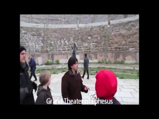 Selcuk, Turkey: Private Ephesus Tour with Tour Guide Denizhan Pekoz