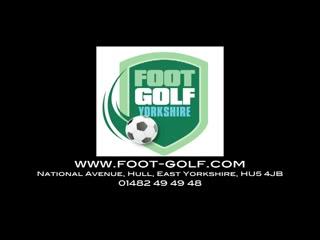 Footgolf Yorkshire