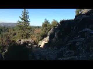 Arnold, CA: San Antonio Falls Overlook