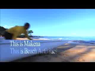 Makena Beach & Golf Resort Beach Activities