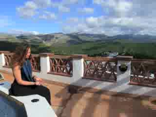 Hotel Los Castanos, Cartajima, Andalucia, Spain