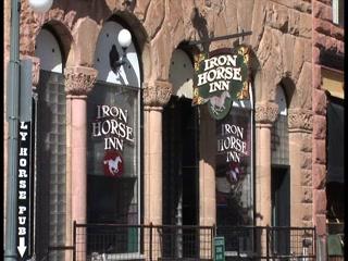Iron Horse Inn & Suites: Iron Horse Inn, Deadwood