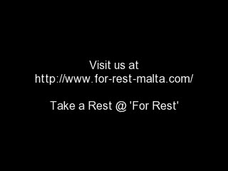 For Rest Aparthotel : Take a Rest @ 'For Rest'
