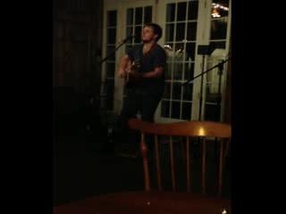 Grafton, VT: Live music at Phelps Barn Pub with Brooks Hubbard