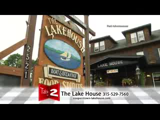 The Lake House: Lake House Amenities