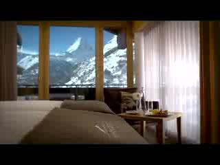 Chalet Hotel Schoenegg : Chalet Hotel Schönegg Zermatt 2014