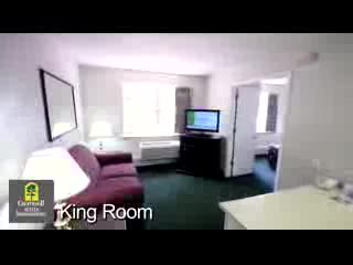 Greensboro Extended Stay Hotel : Crestwood Suties Greensboro