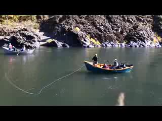 Rogue River Steelhead Fishing Oregon