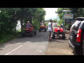 Paradise Bungalows Bali: ATV Quad Bike Tours from Paradise Bungalows Amed, Indonesia
