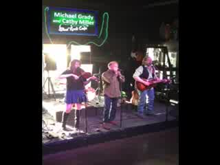 GRADY MILLER at the Blue Rock Cafe in Hudson on St. Paddy's Day