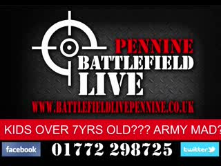 Book Your Laser Tag Party With Battlefield LIVE Pennine!