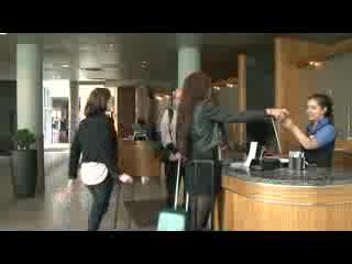 Gardermoen, Norway: Welcome to Radisson Blu Airport Hotel, Oslo