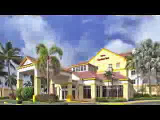 Hilton Garden Inn Boca Raton Tour