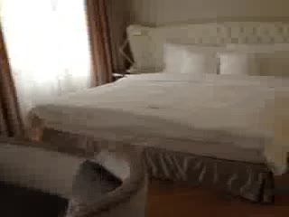 Hotel Sans Souci Wien : Room and bathroom