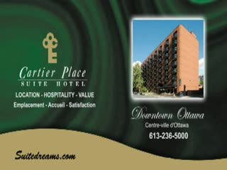 Cartier Place Suite Hotel: Commercial