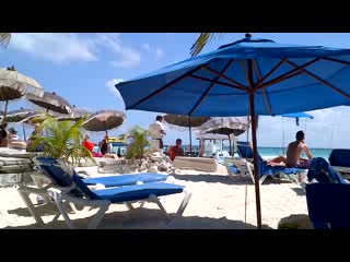 Playa Palms Beach Hotel: Playa Palms beach