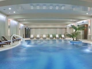 Petrovac, มอนเตเนโกร: ''Monte Casa Spa & Wellness'' Holiday