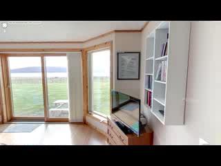 Buxa Farm Chalets & Croft House: Panoramic tour of Buxa Farm Chalets & Crofthouse