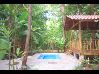 The Jungle House : Groups & Family Vacation Rental in Santa Teresa Costa Rica