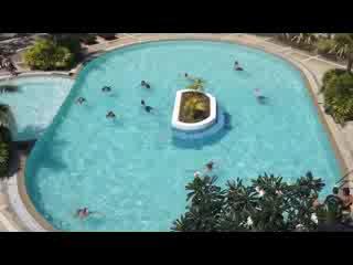 Sea Sand Sun Resort: Swedish school visiting Sea Sand Sun