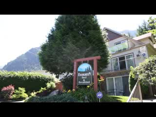 Evergreen B & B: Evergreen B&B in Beautiful Hope, BC