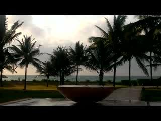 Now Jade Riviera Cancun: Courtyard