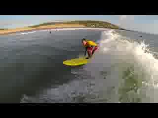 Croyde, UK: Lyndon Wake Surf School