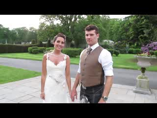 Guthrie Castle: Wedding Video