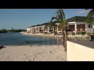Mayan Islands Resort : infinity water sounds