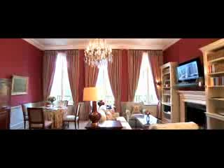 Royal Penthouse Suite at Brenners Park-Hotel & Spa