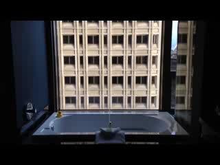 Loews Hotel 1000, Seattle: Hotel 1000 Bath Tub
