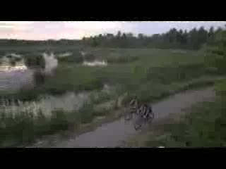 Spring Mountain Biking in Bruce County