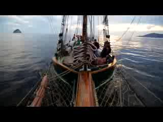 Sailing the Tall Ship Yukon