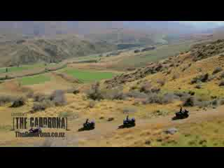 The Cardrona Horse Trekking and Quad Bike Tours in 1 minute!