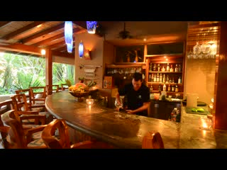 Nectar at Florblanca Resort: Nectar's Passion Fruit Bellini