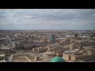 Inside Khiva Uzbekistan