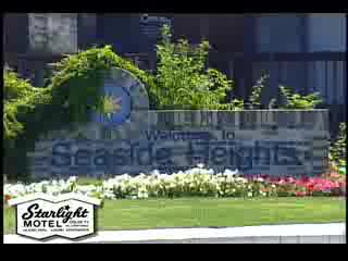 Ortley Beach, Nueva Jersey: Starlight Motel & Luxury Suites Video
