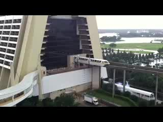 Bay Lake Tower At Disney's Contemporary Resort: Bay Lake Tower