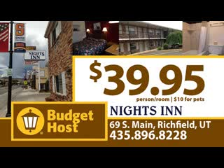 Nights Inn: Budget Host