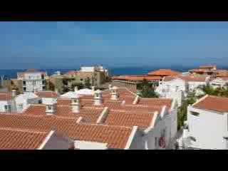 GF Fanabe: Top floor Balcony view of Ocean - Fanabe Costa Sur