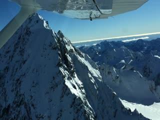Ashburton, Новая Зеландия: Mt D'Archiac - Air Rangitata