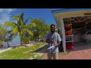 Hatchet Caye Resort: Hatchet Caye Official Island Tour