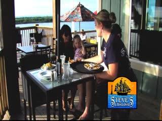 Steve's Landing Restaurant in Crystal Beach, TX