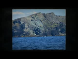 Portmagee, Irlande : Kerry cliffs stand with me