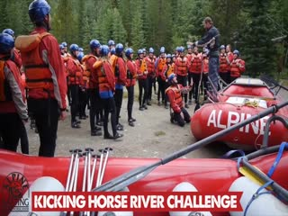 Kicking Horse River Challenge