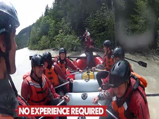 Alpine Rafting: Family Whitewater Rafting on the Kicking Horse River